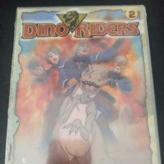 Series de TV: DINO RIDERS.DVD 2.PRECINTADO. Lote 218277270