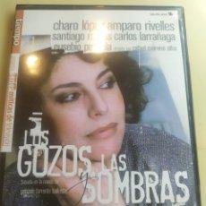 Series de TV: LOS GOZOS Y LAS SOMBRAS / DVD 1 , CAPÍTULOS 1 Y 2 . ES DVD 1 DE 6. Lote 218683221