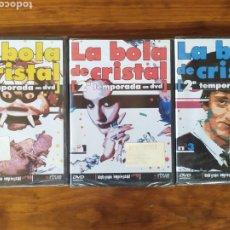 Series de TV: LA BOLA DE CRISTAL, TEMPORADA 2, DVD NUEVOS. Lote 219166453