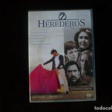 Series de TV: HEREDEROS - SEGUNDA TEMPORADA - CONTIENE 5 DISCOS - DVD CASI COMO NUEVOS. Lote 219221912