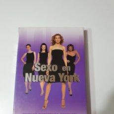 Series de TV: SEXO EN NUEVA YORK, PRIMERA TEMPORADA COMPLETA.. Lote 219237480