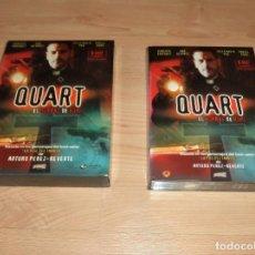 Series de TV: QUART : EL HOMBRE DE ROMA, EN DVD. Lote 219248107