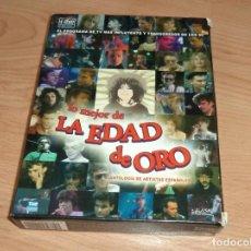 Series de TV: LO MEJOR DE LA EDAD DE ORO , EN DVD. Lote 219248256