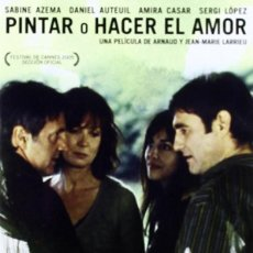 Serie di TV: PINTAR O HACER EL AMOR (PEINDRE OU FAIRE L'AMOUR). Lote 219318890