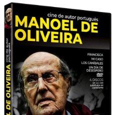 Serie di TV: PACK MANOEL DE OLIVEIRA (V.O.S). Lote 219867415