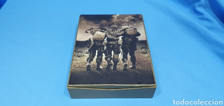 Series de TV: SERIE EN DVD 10 CAPITULOS BAND OF BROTHERS - HERMANOS DE SANGRE - Foto 2 - 219984425