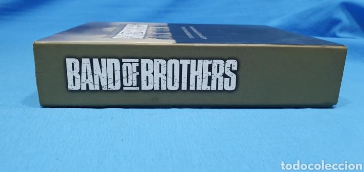 Series de TV: SERIE EN DVD 10 CAPITULOS BAND OF BROTHERS - HERMANOS DE SANGRE - Foto 3 - 219984425