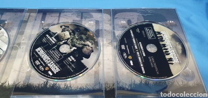 Series de TV: SERIE EN DVD 10 CAPITULOS BAND OF BROTHERS - HERMANOS DE SANGRE - Foto 7 - 219984425
