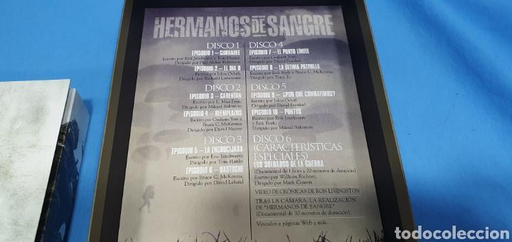 Series de TV: SERIE EN DVD 10 CAPITULOS BAND OF BROTHERS - HERMANOS DE SANGRE - Foto 8 - 219984425