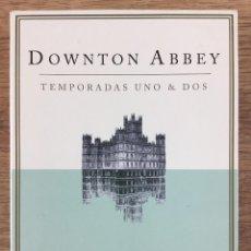 Series de TV: DOWNTON ABBEY TEMPORADAS UNO Y DOS COMPLETAS 7 DVD. Lote 220238482