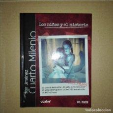 Series de TV: CUARTO MILENIO - DVD. Lote 220452182