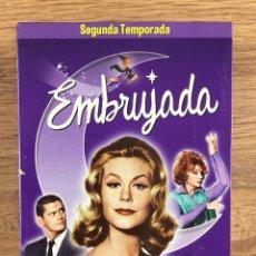 Series de TV: EMBRUJADA SERIE TV TEMPORADA 2 COMPLETA DVD REMASTERIZADA EN COLOR. Lote 220518126