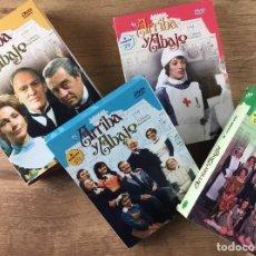 Series de TV: ARRIBA Y ABAJO SERIE COMPLETA DVD 5 TEMPORADAS EN IDIOMA ESPAÑOL Y CATALÁN E INGLÉS.. Lote 220561341