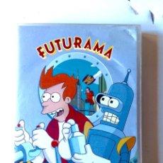 Series de TV: DVD FUTURAMA 1A. 3A.. TEMPORADAS. Lote 220727077