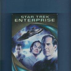 Series de TV: STAR TREK ENTERPRISE - TEMPORADAS 1 - 2 - 3 COMPLETAS. Lote 220739671