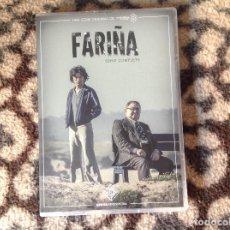 Series de TV: FARIÑA SERIE COMPLETA EN DVD. Lote 220763565