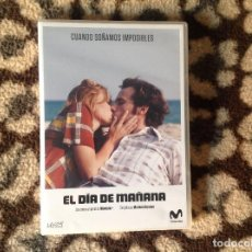 Series de TV: EL DIA DE MAÑANA SERIE DVD. Lote 220763673