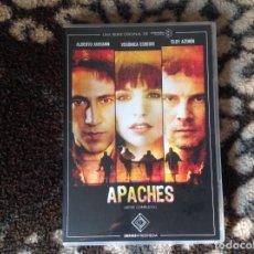 Series de TV: APACHES SERIE DVD. Lote 220763911