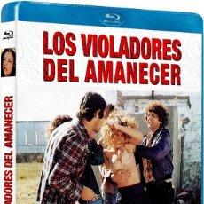 Serie di TV: LOS VIOLADORES DEL AMANECER (BLU-RAY). Lote 220865798