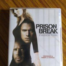 Series de TV: PRISON BREAK, EVASIÓN FINAL, LOS 2 ÚLTIMOS CAPÍTULOS DE LA TEMPORADA 4.. Lote 221368362