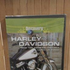 Serie di TV: HARLEY DAVIDSON DVD - PRECINTADO -. Lote 221370323