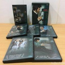 Series de TV: DVD SERIE TVE CURRO JIMÉNEZ - TERCERA TEMPORADA - LOS 14 CAPÍTULOS EN 5 DVDS. VELLA VISIÓN, 2005. Lote 221431771