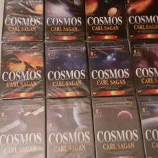 Series de TV: COLECCIONI COMPLETA DE DVD COSMOS,13 DVD PRECINTADOS. Lote 221500313