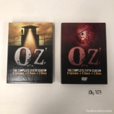 Series de TV: LOTE OZ. Lote 221596592