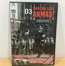 Series de TV: DVD II GUERRA MUNDIAL Nº 3 - HABLAN LAS ARMAS. BBC (2009). PRECINTADO - OFERTA 3X4. Lote 221610453