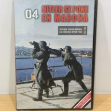 Series de TV: DVD II GUERRA MUNDIAL Nº 4 - HITLER SE PONE EN MARCHA. BBC (2009). PRECINTADO - OFERTA 3X4. Lote 221610633