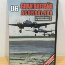 Series de TV: DVD II GUERRA MUNDIAL Nº 6 - GRAN BRETAÑA ACORRALADA. BBC (2009). PRECINTADO - OFERTA 3X4. Lote 221611032