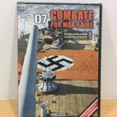 Series de TV: DVD II GUERRA MUNDIAL Nº 7 - COMBATE POR MAR Y AIRE. BBC (2009). PRECINTADO - OFERTA 3X4. Lote 221611238