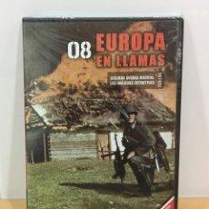 Series de TV: DVD II GUERRA MUNDIAL Nº 8 - EUROPA EN LLAMAS. BBC (2009). PRECINTADO - OFERTA 3X4. Lote 221611333