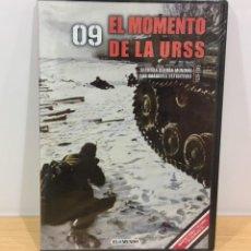 Series de TV: DVD II GUERRA MUNDIAL Nº 9 - EL MOMENTO DE LA URSS. BBC (2009). PRECINTADO - OFERTA 3X4. Lote 221611512
