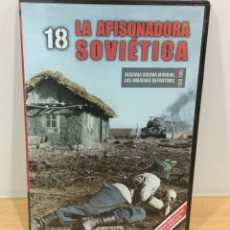 Series de TV: DVD II GUERRA MUNDIAL Nº 18 - LA APISONADORA SOVIÉTICA. BBC (2009). PRECINTADO - OFERTA 3X4. Lote 221612715