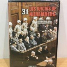 Series de TV: DVD II GUERRA MUNDIAL Nº 31 - LOS JUICIOS DE NUREMBERG. BBC (2009). PRECINTADO - OFERTA 3X4. Lote 221613697