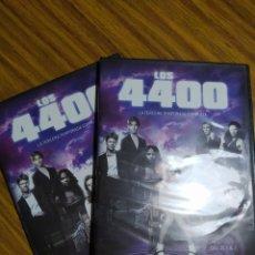 Series de TV: LOS 4400, TERCERA TEMPORADA COMPLETA, SIN SU CAJA, 4 DISCOS.. Lote 221616476