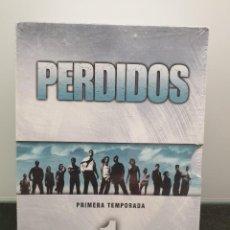 Series de TV: PERDIDOS TEMPORADA 1 - LOST - DVD NUEVO PRECINTADO. (ENVÍO 4,31€). Lote 221627548