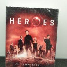 Series de TV: HEROES TEMPORADA 3 - EDICIÓN ESPECIAL COLECCIONISTA - DVD NUEVO PRECINTADO. (ENVÍO 4,31€). Lote 221627727