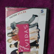 Series de TV: SERIE 7 VIDAS 1ª TEMPORADA. CAPITULOS 21 Y 22 - PRECINTADO - DVD. Lote 221649053