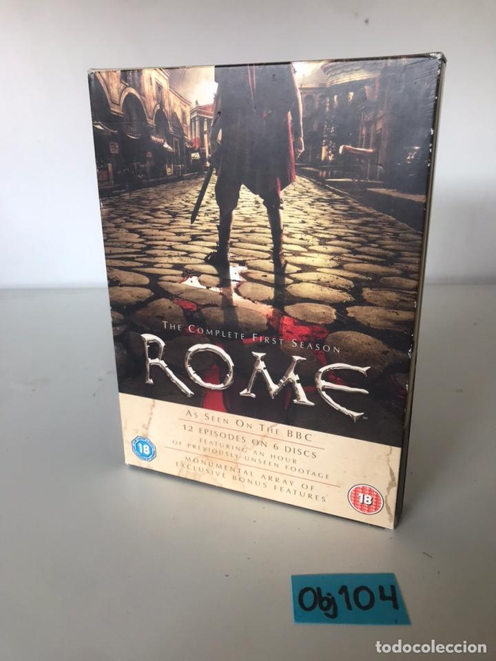ROMA (Series TV en DVD)