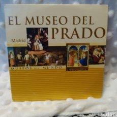 Series de TV: EL MUSEO DEL PRADO (MADRID) - GRANDES TESOROS DEL ARTE MUNDIAL. Lote 221703358