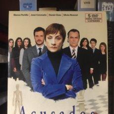 Series de TV: ACUSADOS DVD. Lote 221707673