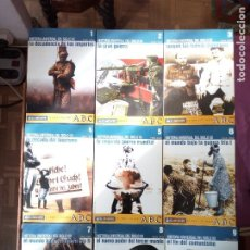 Series de TV: HISTORIA UNIVERSAL DEL SIGLO XX - DVD'S NÚMS. 1, 2, 3, 4, 5, 6, 7, 8 Y 9. Lote 221709681