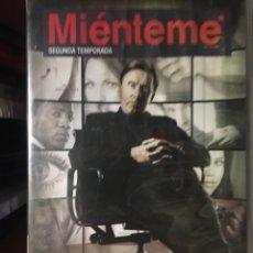 Series de TV: MIENTEME SEGUNDA TEMPORADA COMPLETA DVD. Lote 221719231