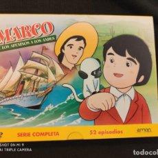 Series de TV: SERIE DIBUJOS, MARCO DE LOS APENINOS A LOS ANDES. COMPLETA 52 EPISODIOS. EN PERFECTO ESTADO. DVD.. Lote 221779272