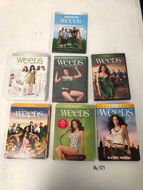 LOTE WEEDS (Series TV en DVD)