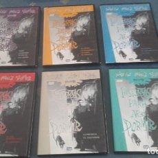Series de TV: DVD LOTE HISTORIAS PARA NO DORMIR DE CHICHO IBAÑEZ SERRADOR (6 DVDS)(VER CONTENIDOS EN DESCRIPCION). Lote 222189172