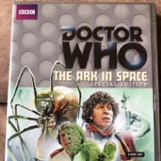 Series de TV: DVD DOCTOR WHO - THE ARK UN SPACE SPECIAL EDITION - DR 4 - EP 76 EN INGLÉS. Lote 222233390