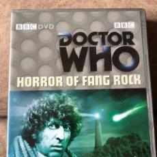 Series de TV: DVD DOCTOR WHO - HORROR OF FANG ROCK - EP 92 - DR 4 EN INGLÉS. Lote 222234123